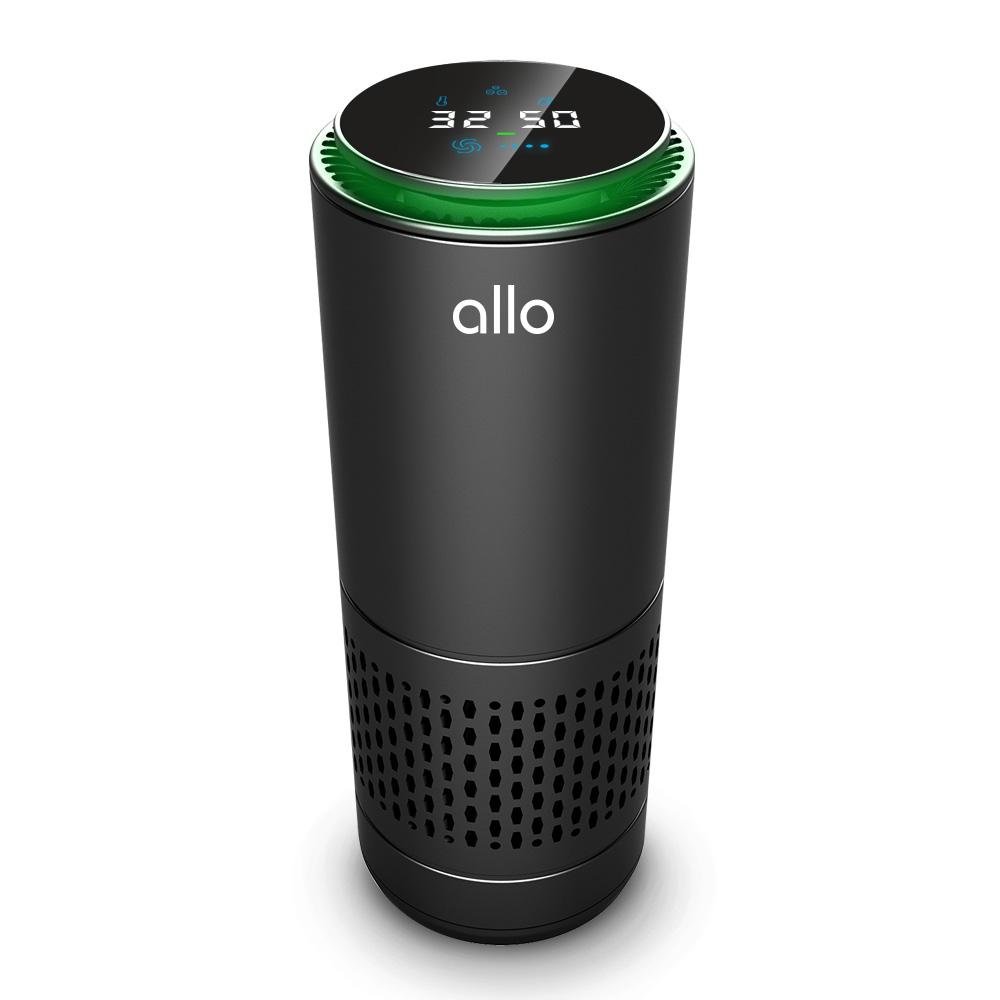 알로코리아 가정 휴대 차량용 헤파필터 H13 공기청정기, allo7