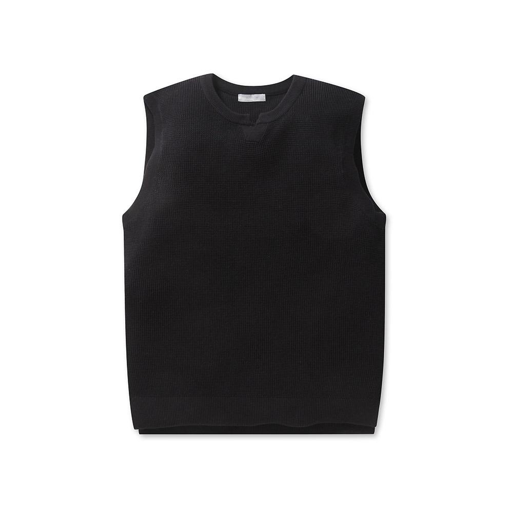 프로젝트엠 남성용 슬릿넥 스웨터 베스트 EPA1ER1800