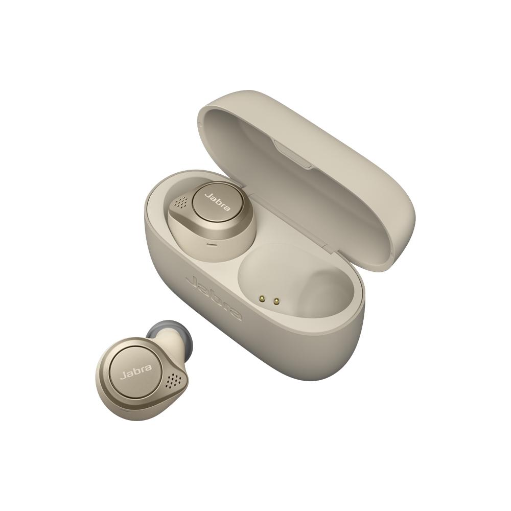 자브라 Elite 75t 블루투스 이어폰, OTE 120, 골드베이지-15-1099309413