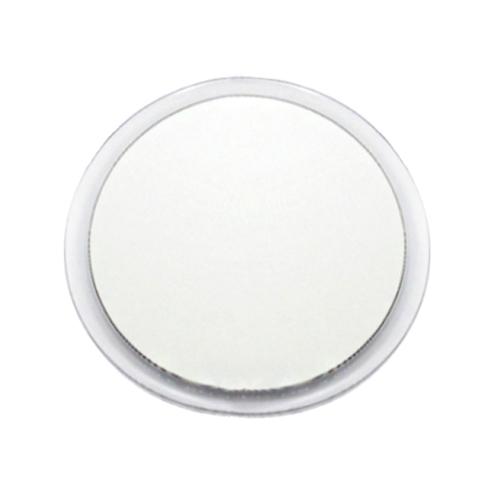 미로라인 욕실용 흡착 확대 거울 HJ-45 232 x 35 x 232 mm, 투명