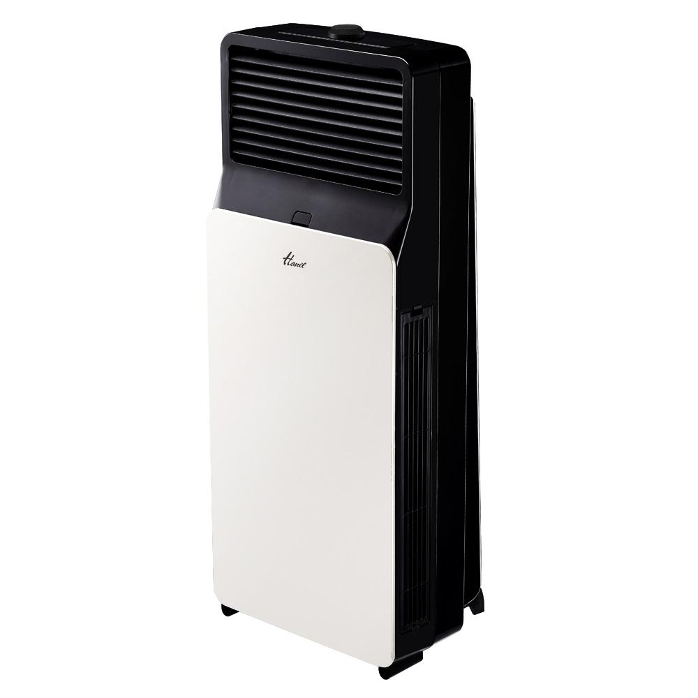 한일전기 슬림형 PTC 세라믹 온풍기, HEF-3330-WP, 혼합색상