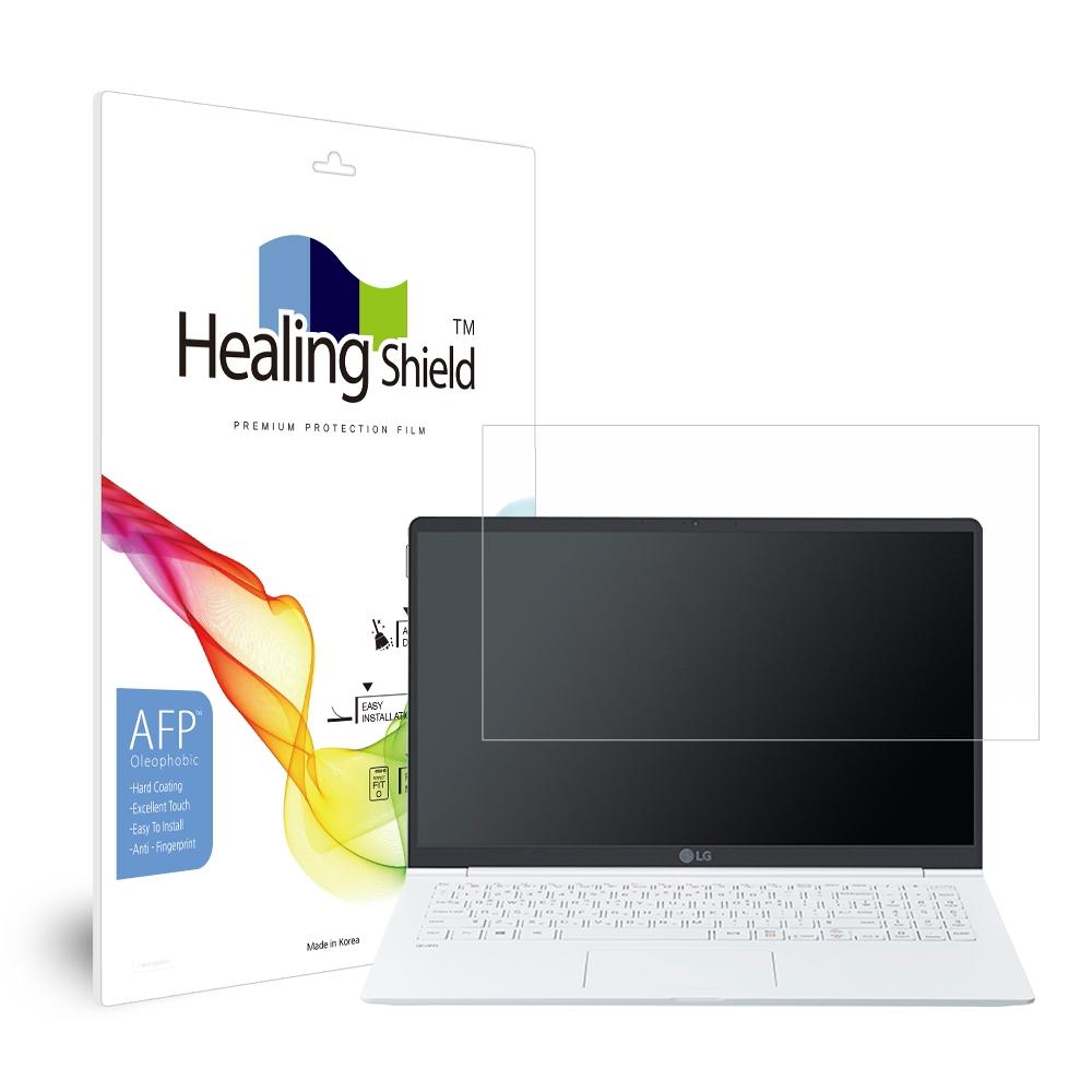 힐링쉴드 LG 그램 15Z90N 15ZD90N 올레포빅 노트북 액정보호필름, 1개