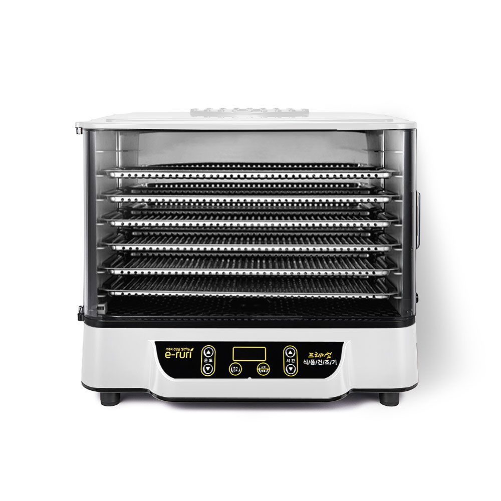 이루리 스텐 식품건조기 EMC-835SL, EMC-835SL(화이트)