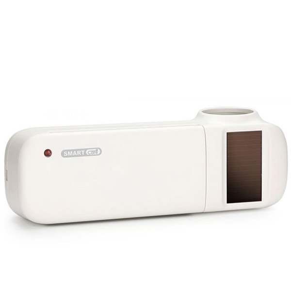 스마트케어 무선 칫솔살균기 TM-8500, 화이트