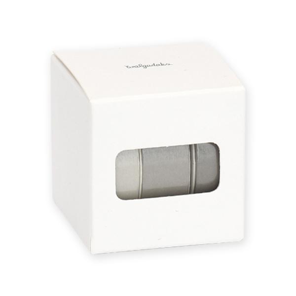 모노라이크 아르떼 마스킹테이프 15mm x 10m 3p 세트, Foggy day(520, 521, 522), 1세트