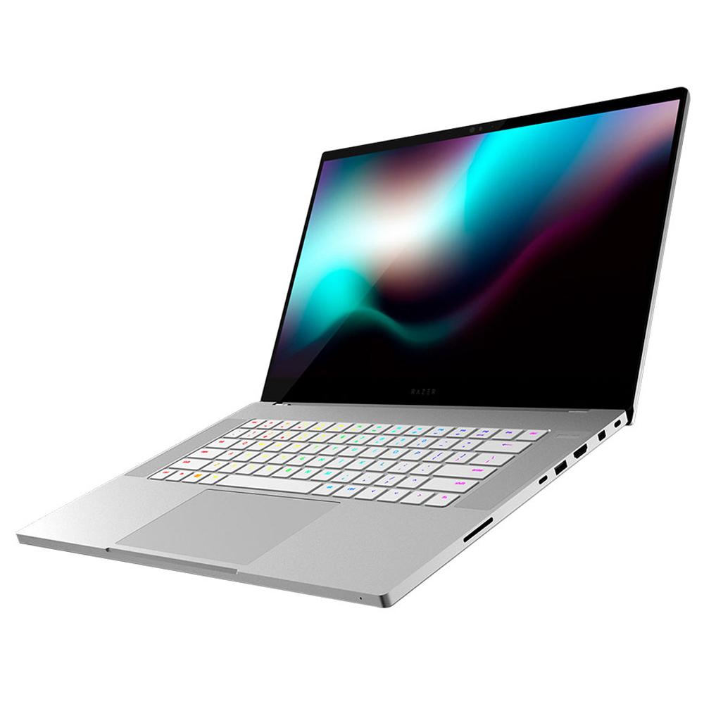 레이저 노트북 머큐리화이트 BLADE 15 STUDIO EDITION (i7-9750H 39.62cm WIN10 Pro Quadro RTX5000 Max-Q), 포함, SSD 1TB, 32GB