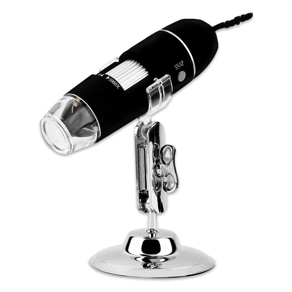 스마토이 USB 전자현미경 500배, 혼합색상, 1개