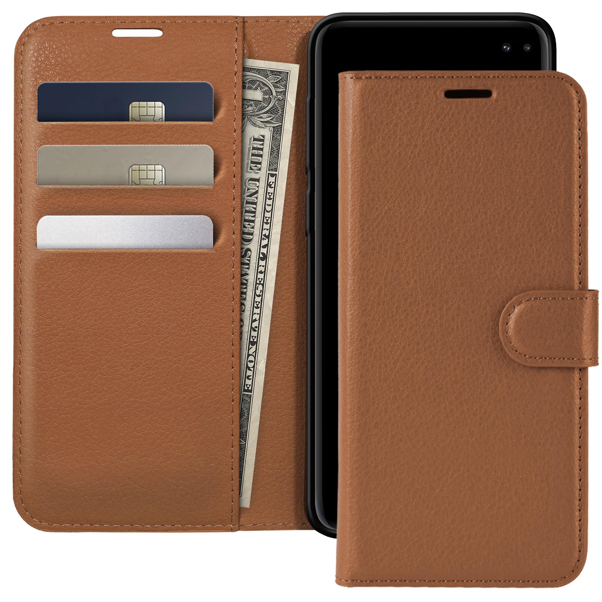 어썸디자인 스테이블 가죽 지갑 다이어리 휴대폰 케이스