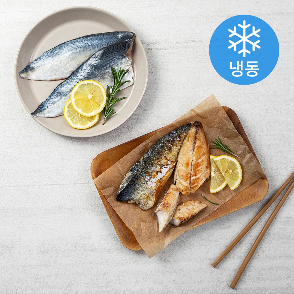 사랑해어 가시없는 고등어 순살 (냉동), 200g, 3개