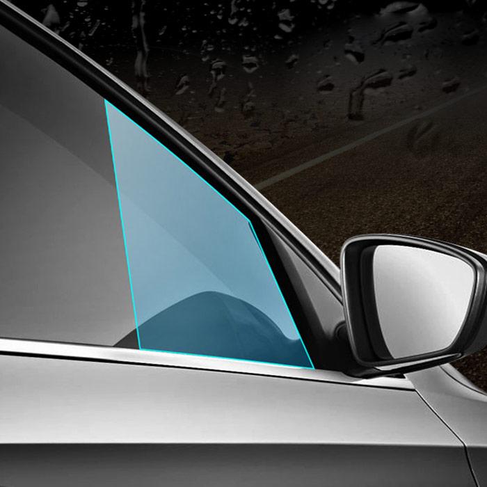 킨톤 차량용 사이드미러 나노방수코팅 필름 창문 XL, 1개