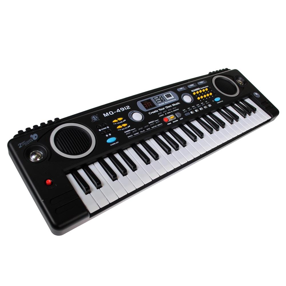 마루아치 디지털피아노 49key MQ-4912, 혼합색상