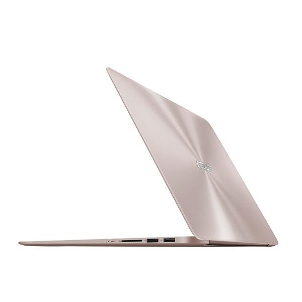 에이수스 Zenbook 노트북 로즈골드 UX310UF-FC036T (코어 i5-8250U 33.8cm WIN10 GeForce MX130), 포함, NVMe 256GB, 8GB