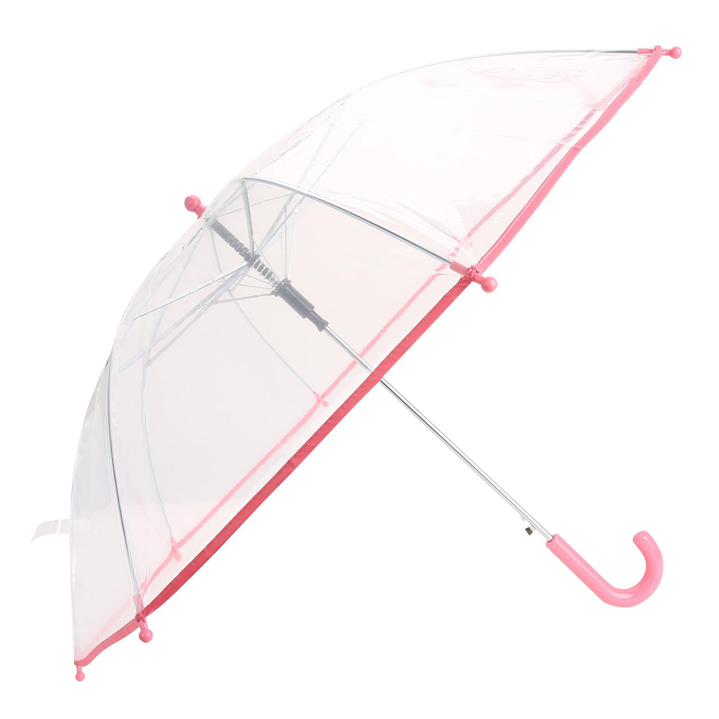슈펜 아동용 캐릭터 투명 우산