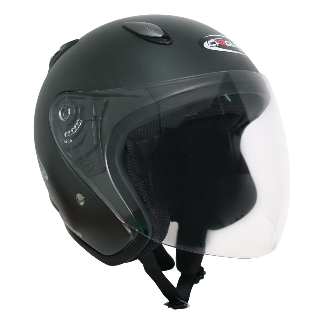 쿤타치 오토바이 헬멧, 건메탈