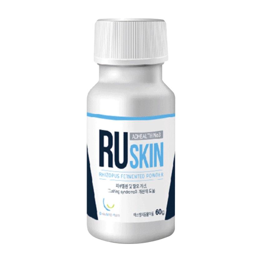 RU스킨 강아지 피부 영양제 60g, 피부질환개선, 1개