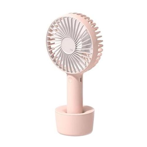 루메나 FAN PRO 2세대 휴대용 선풍기, N9-FAN PRO2, 소프트핑크 (POP 1272491131)