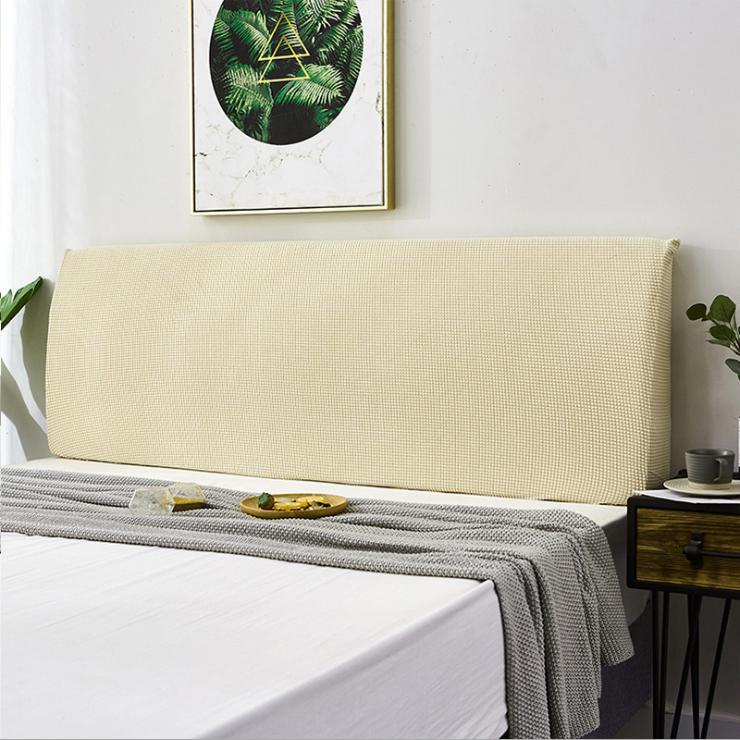 예은침구 침대 헤드 커버 150cm, 아이보리