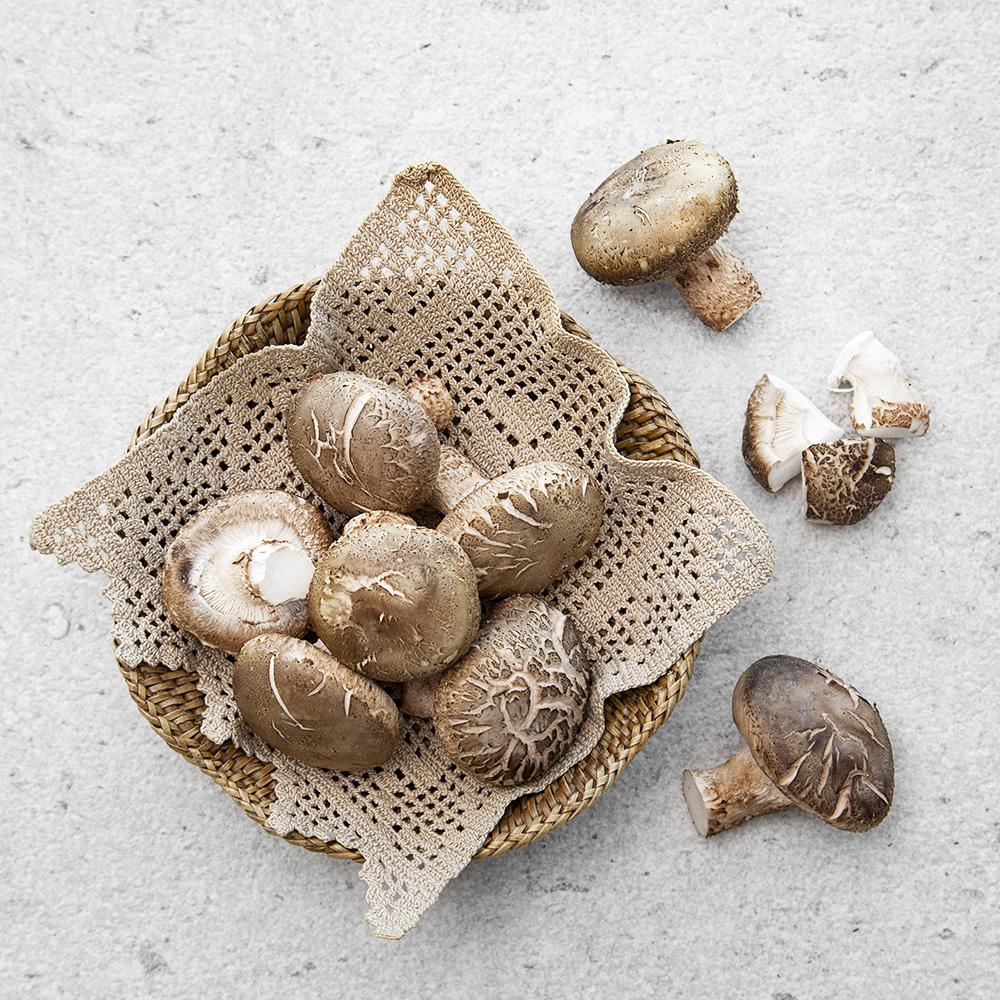 국내산 향표고버섯 화송고, 200g, 1팩