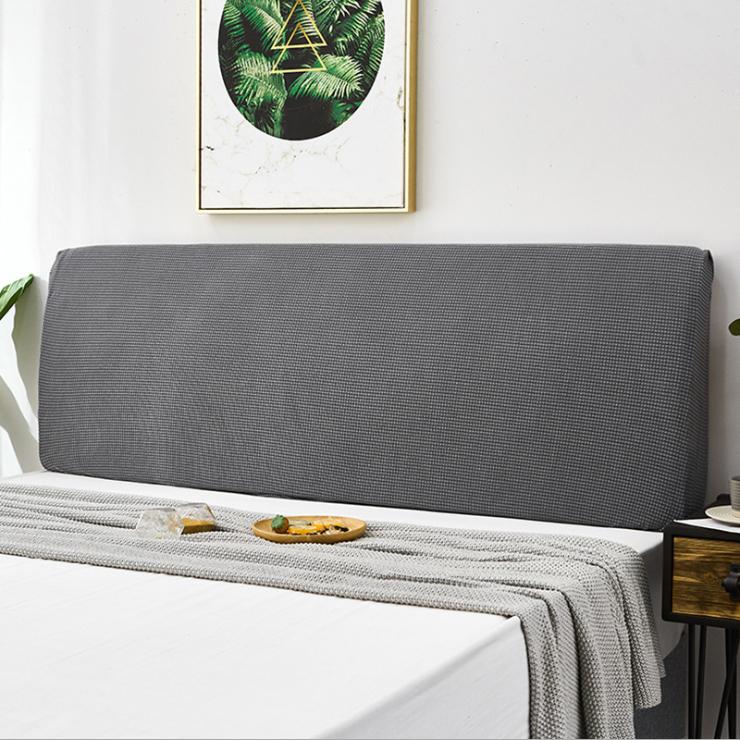 예은침구 침대 헤드 커버 150cm, 그레이