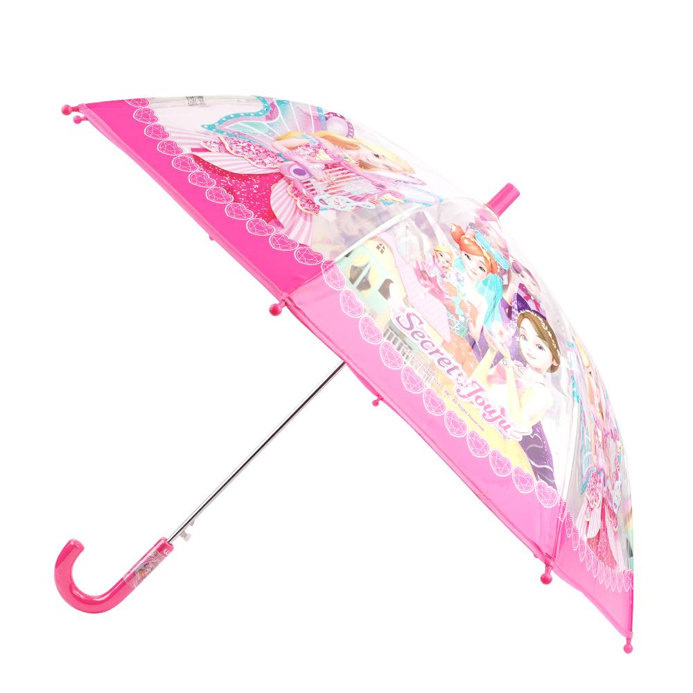 시크릿쥬쥬 쥬쥬 날개 비닐 장우산