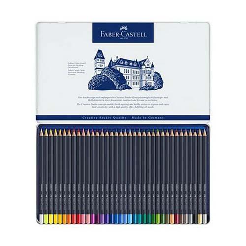파버카스텔 골드파버 유성 색연필, 36색