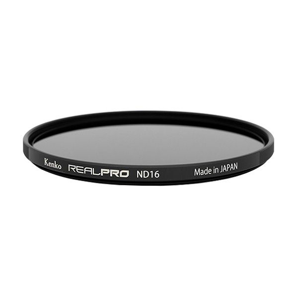 겐코 반사방지 멀티코팅 카메라 렌즈 필터 82mm, REALPRO ND16