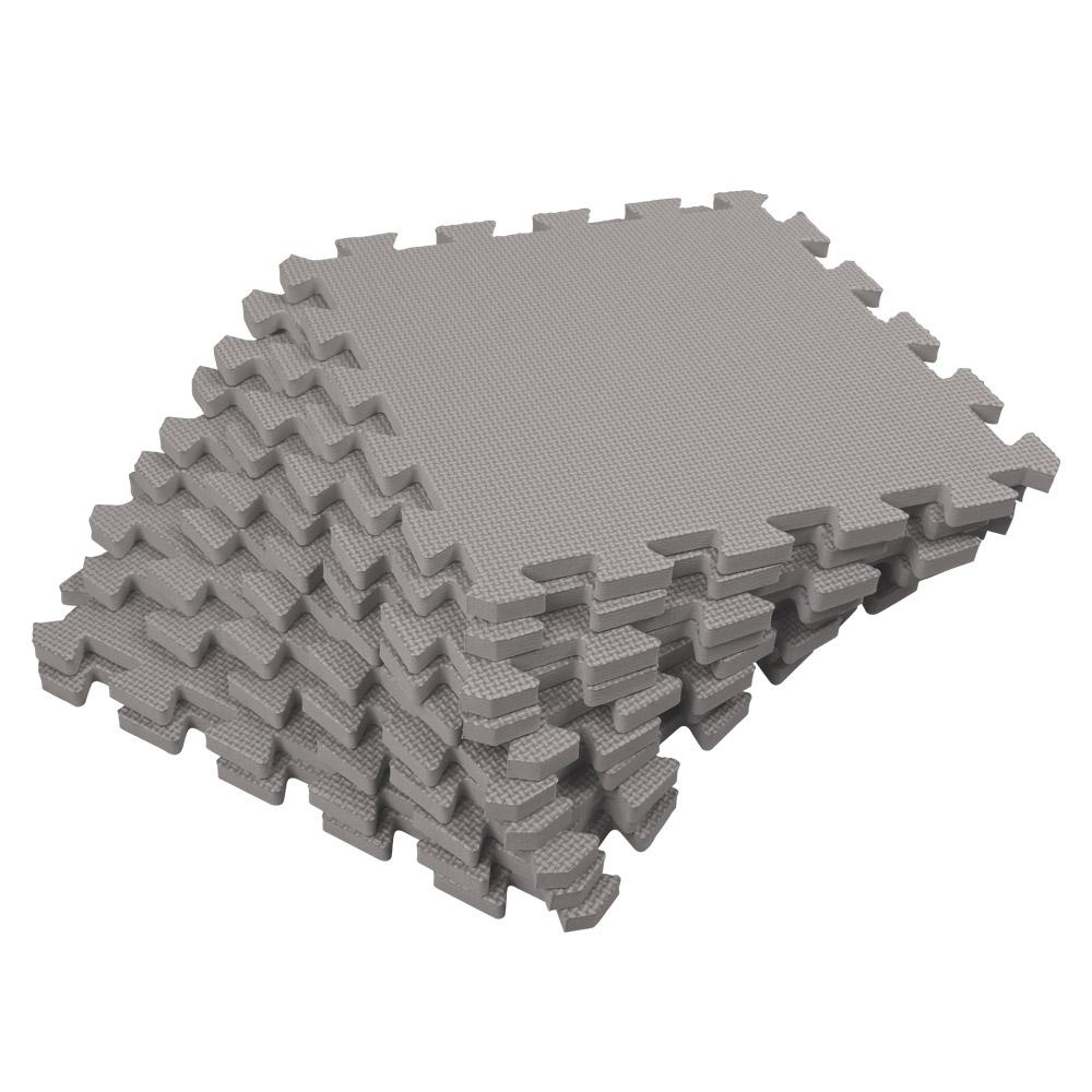 더홈 퍼즐매트 10p, 그레이-7-1300587359