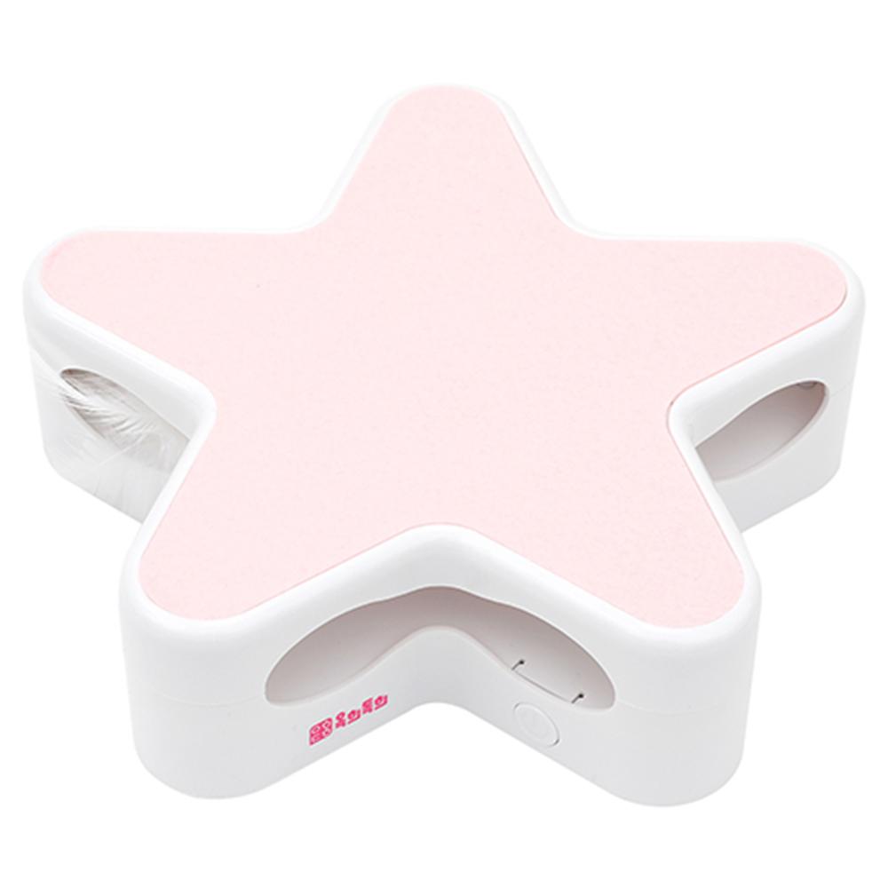 옥희독희 별의별 고양이 장난감, 핑크, 1개