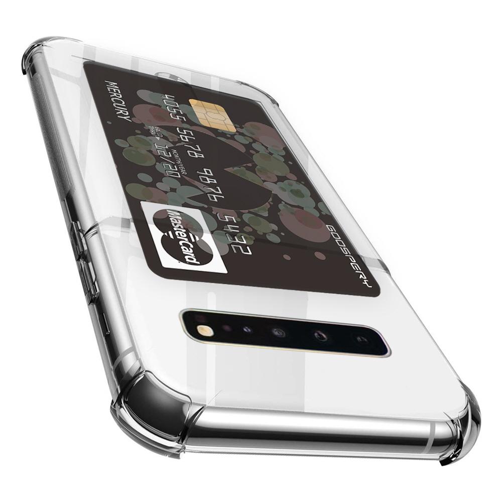 구스페리 하이브리드 에어백 카드포켓 휴대폰 케이스