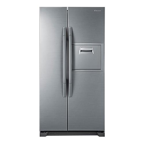 위니아대우 클라쎄 세미 빌트인 양문형 냉장고 550L 방문설치, FR-S552SRESE