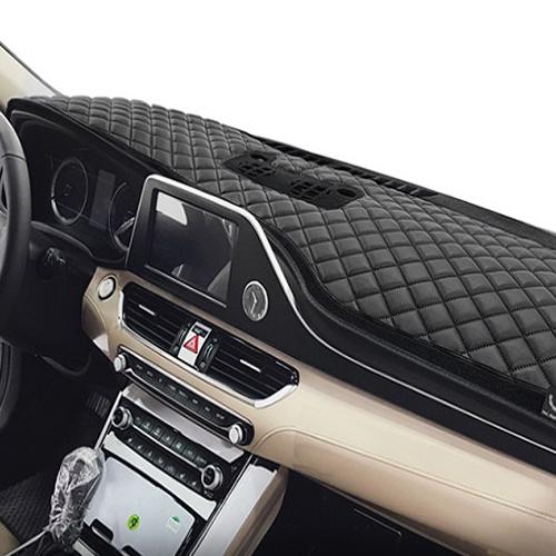 루젠 VIP 엠보 대시보드 커버 블랙, 현대자동차, 그랜져ig hud무