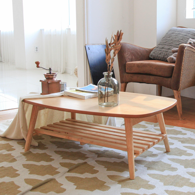 홈페리 라피네 선반 테이블, 네이처