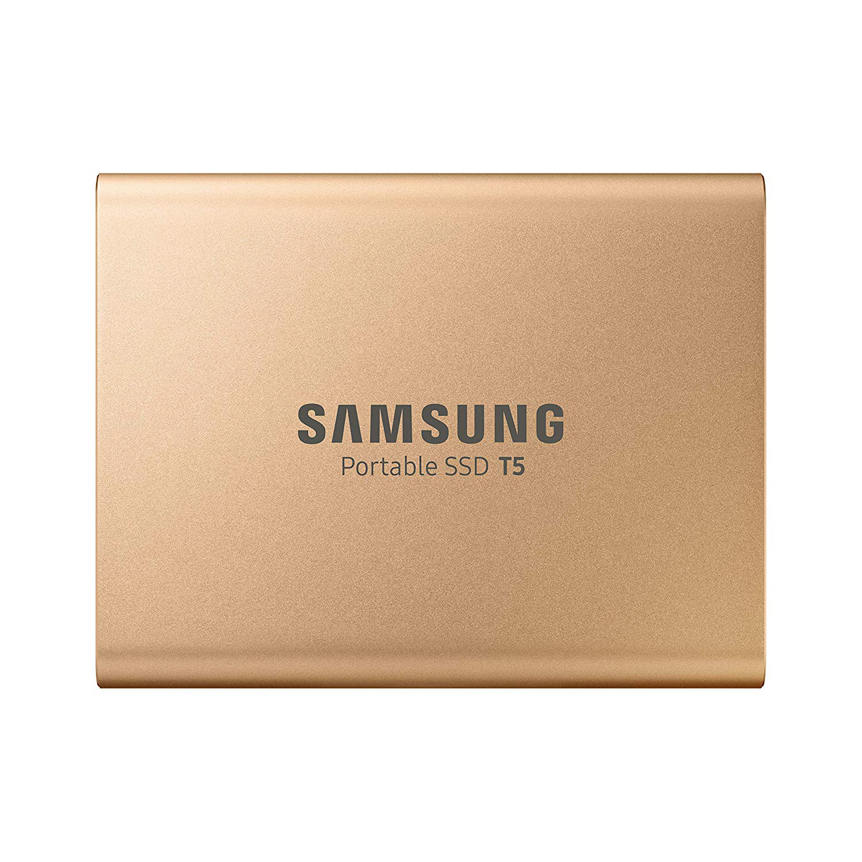 삼성전자 T5 포터블 외장 SSD MU-PA1T0G/WW, 1TB, 골드