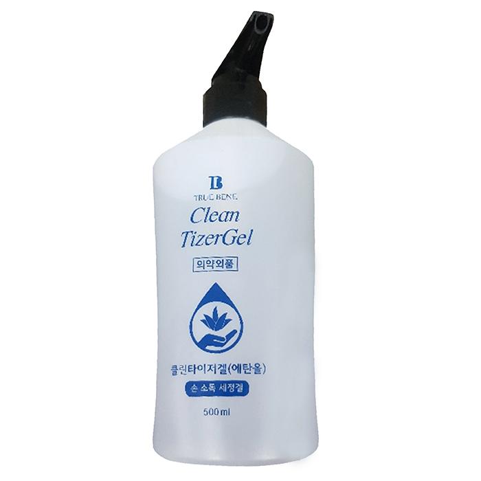 트루베네 클린타이저겔 에탄올 손소독제, 500ml, 1개