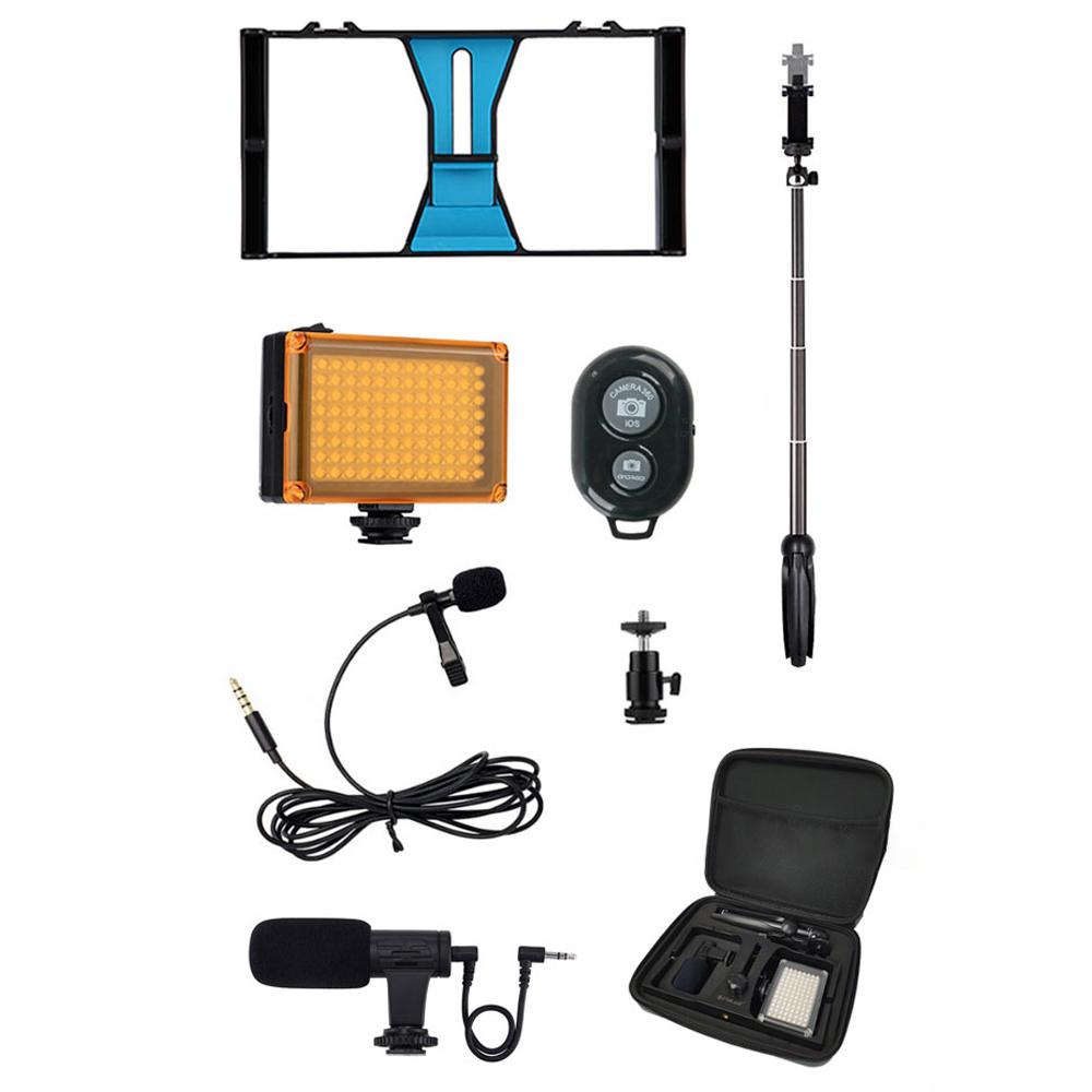 스마토이 야외방송장비 8종 세트, 단일상품, 1세트