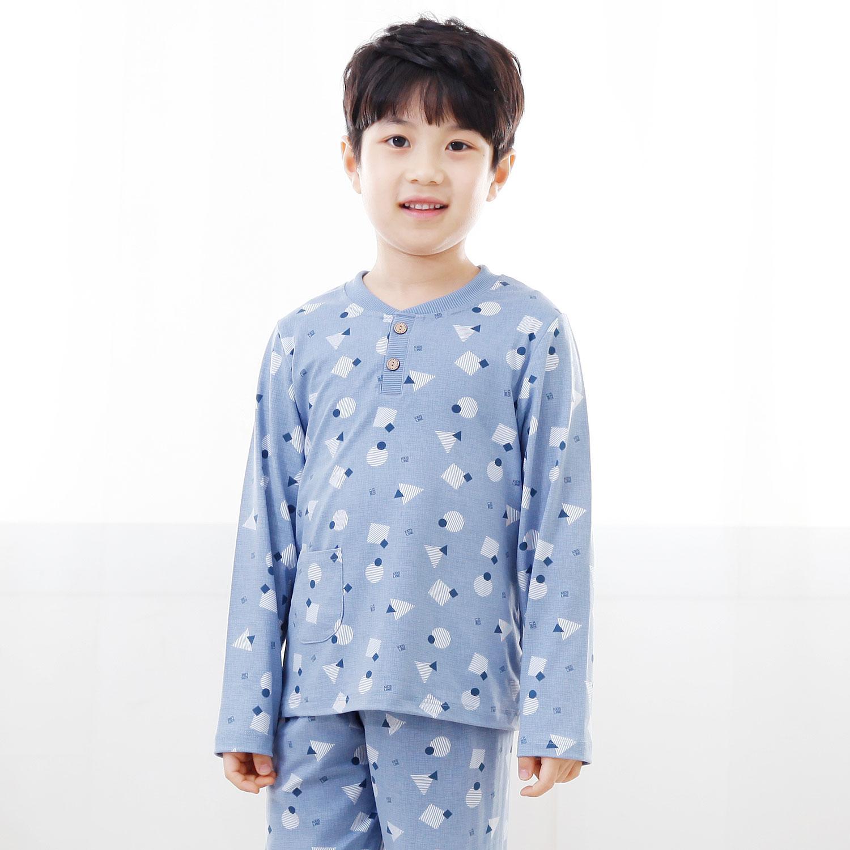 키즈라인 남아용 팜팜 잠옷 상하세트