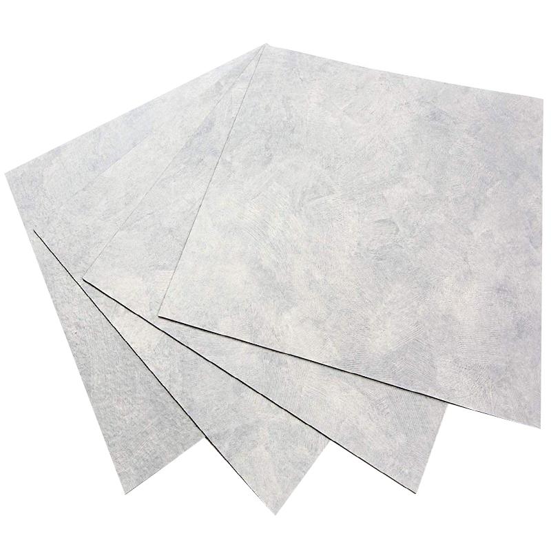 로즈로사 접착식 데코타일 콘크리트 40 x 40 cm 1.6제곱미터, ECK-202, 10개