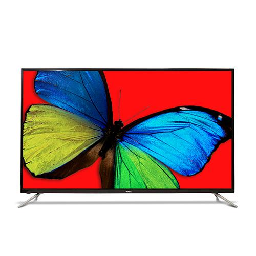 모넥스 UHD LED 152cm TV M60ACS, 스탠드형, 방문설치
