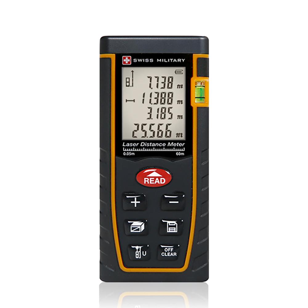 스위스밀리터리 레이저 거리 측정기 SML-60M, 1개