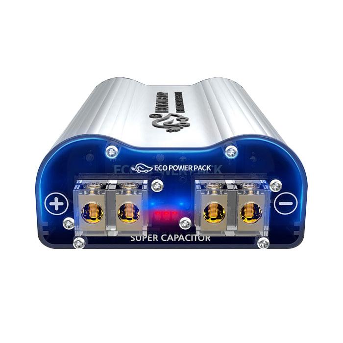 에코파워캡 썬더볼트 배터리 전압안정기, 1개