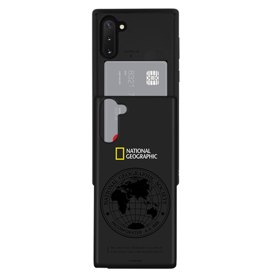 내셔널지오그래픽 글로벌 씰 슬라이드 휴대폰 케이스