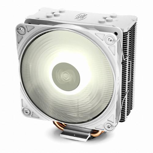 딥쿨 GTE V2 WHITE CPU쿨러, 단일상품