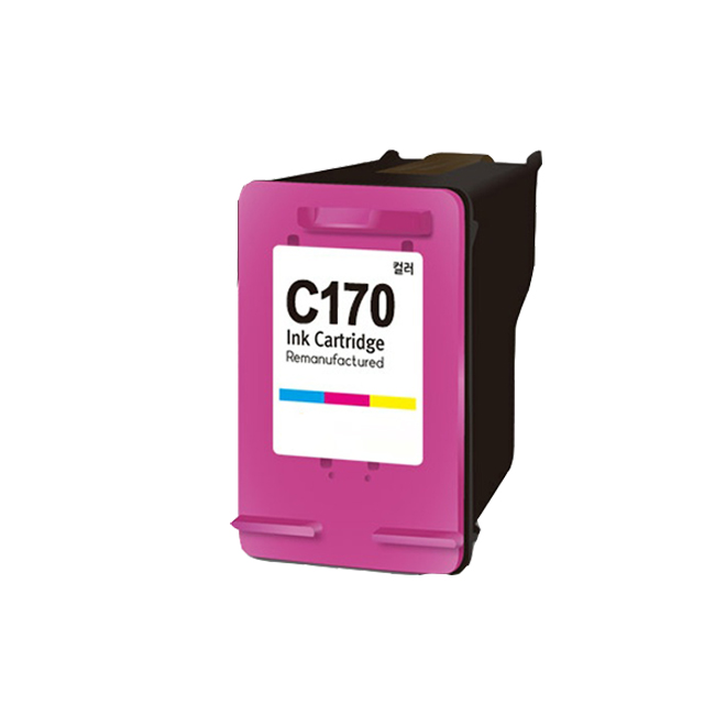 삼성 호환 430매 대용량 비정품 잉크 INK-C170, 컬러, 1개