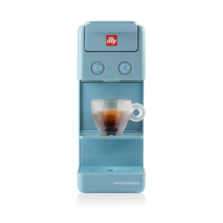 일리 프란시스 Y3.2 커피머신 라이트블루, 단일상품