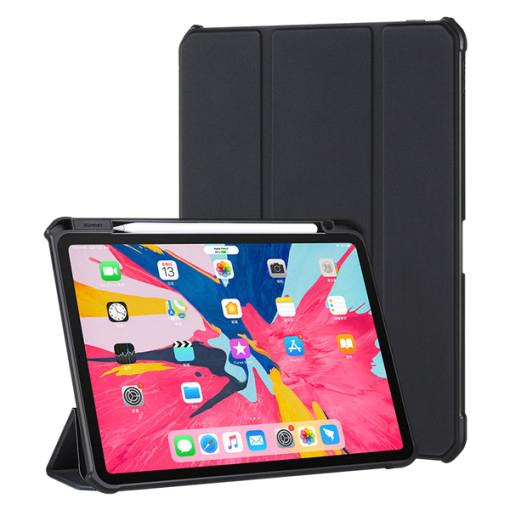 제로스킨 애플펜슬 수납홀더 스마트커버 태블릿 PC 케이스, 단일색상