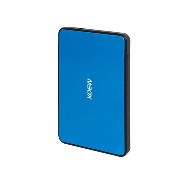 유니콘 외장 하드 케이스 HC-5000S, HC-5000S(블루)