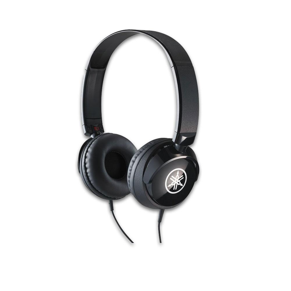 야마하 디지털피아노 전용 헤드폰, 블랙, HPH-50B