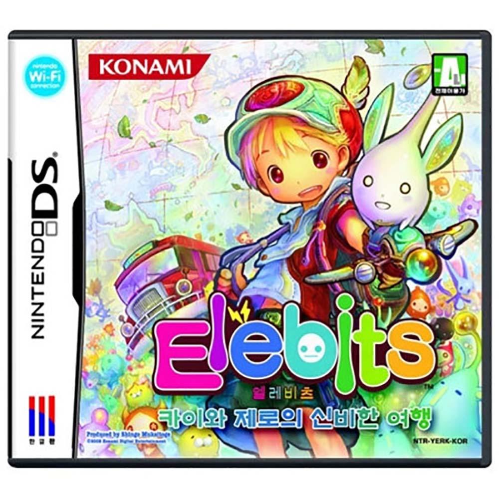 Konami 엘레비츠 카이와 제로의 신비한 여행 게임타이틀, 단일상품