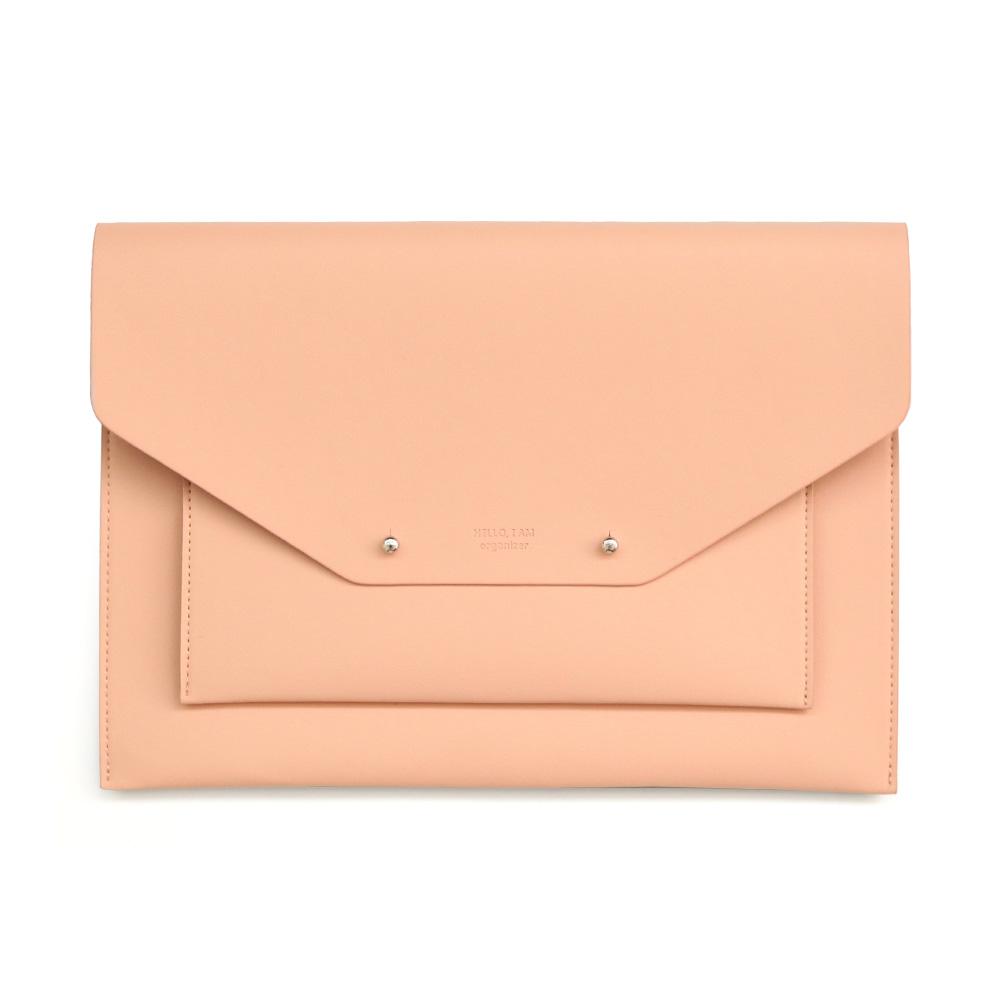 퍼니메이드 유틸리티 태블릿 파우치 28 x 20 cm, 핑크