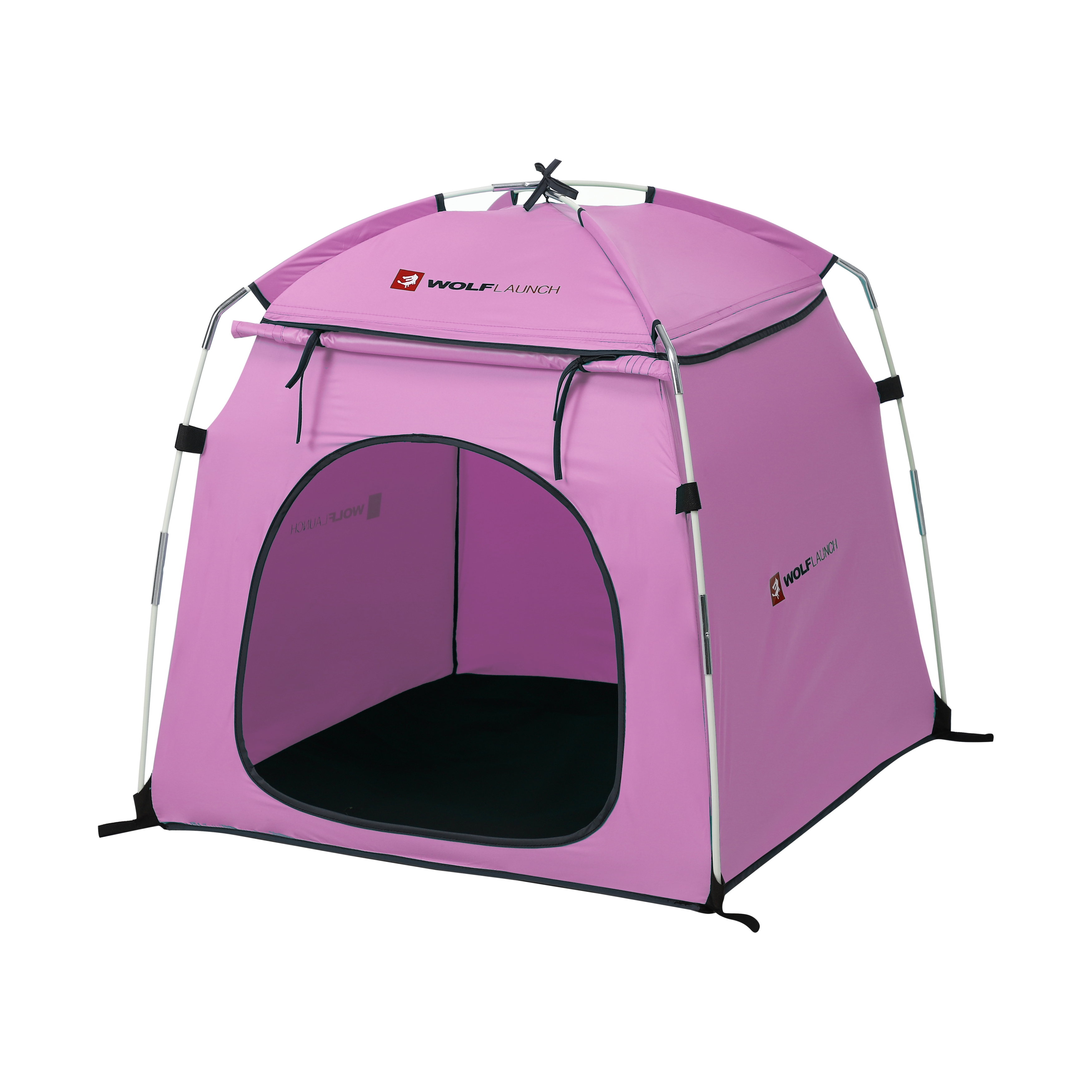울프라운치 반려동물 펫텐트 하우스, 핑크